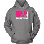 Run Harder SarX Fitness Hoodie, T-shirt - Sarx Clothing