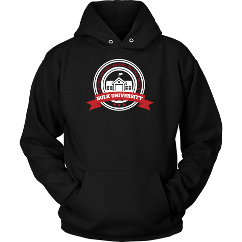 Bulk University Hoodie, T-shirt - Sarx Clothing