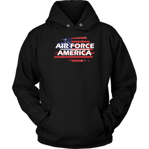 Airforce America Hoodie, T-shirt - Sarx Clothing
