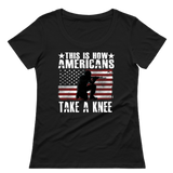 How Americans take a Knee,  - Sarx Clothing