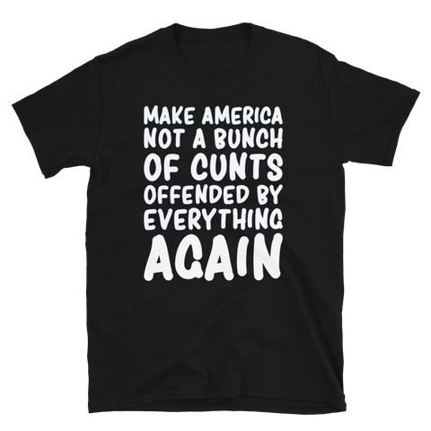 Make America not offended again