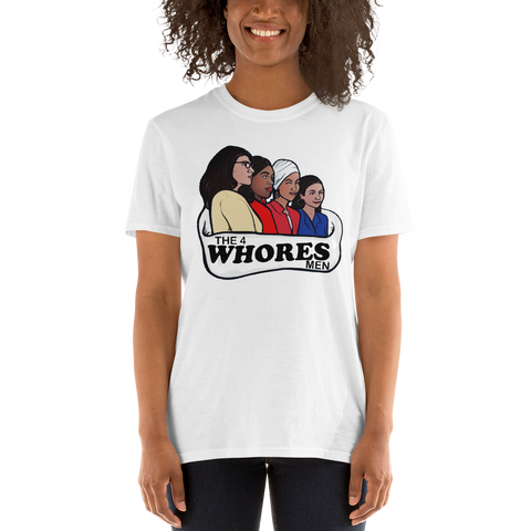 "The Four ""Whores"" Men"