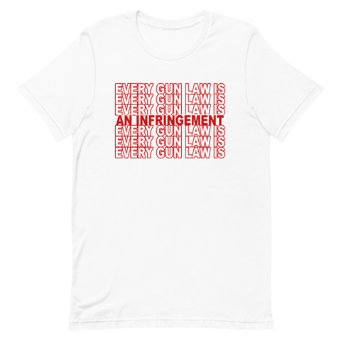 Every GUN LAW is Infringement