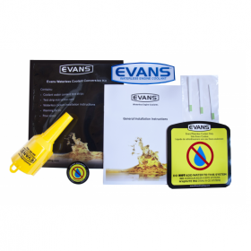 Evans Waterless Engine Coolants Conversion Kit - Sakiida