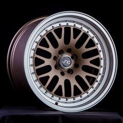 JNC001 Matte Bronze Machine Lip 17 x 8