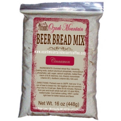 Ozark Mtn Beer Bread