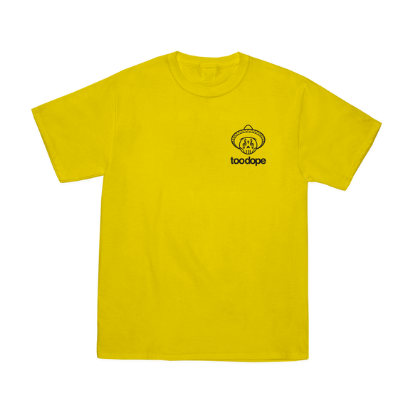 Signature Pocket Hit Tee (Yellow)