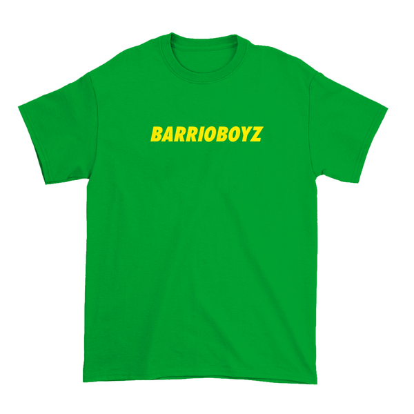 BarrioBoyz Tee (Green)