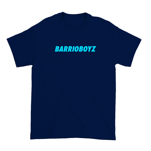 BarrioBoyz Tee (Navy)