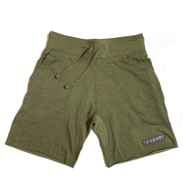 Cutoff Short (Olive)