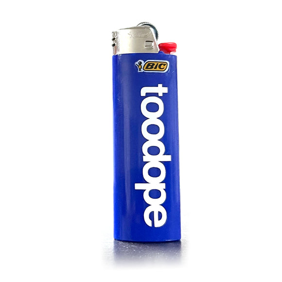 TooDope BIC Lighter Blue