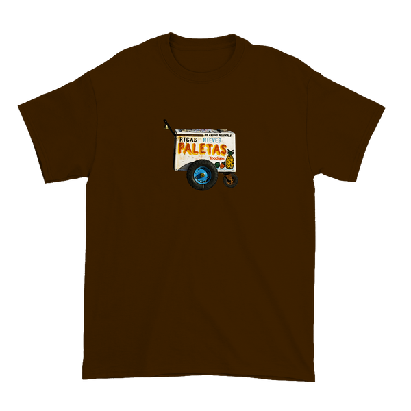 Paletero Tee (Chocolate)