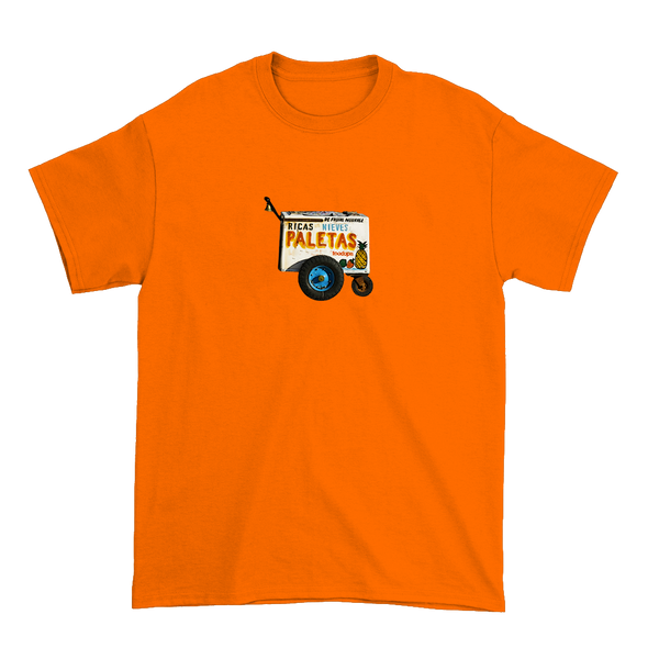 Paletero Tee (Orange)
