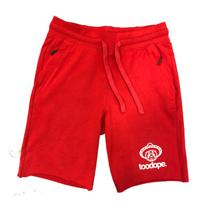TooDope Signature Shorts (Red)