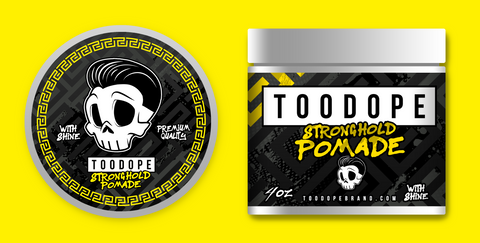 Strong Hold Pomade