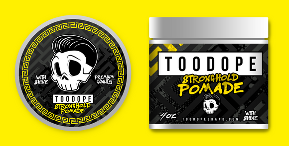 TD Strong Hold Pomade