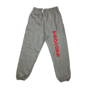 TooDope Sweatpant (Gray)