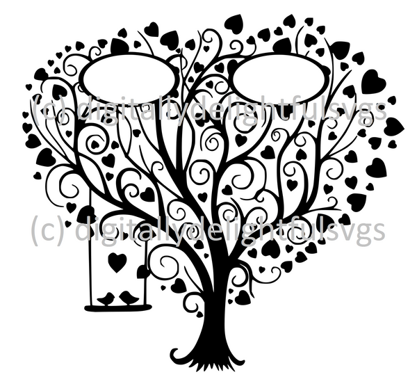 Family Tree 2 svg FREE FOR A LIMITED TIME ONLY!!