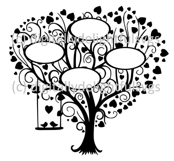 Family Tree 4 svg