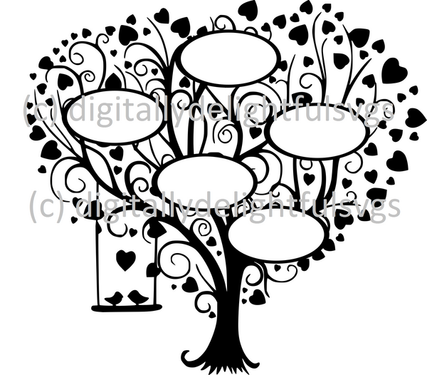 Family Tree 5 svg