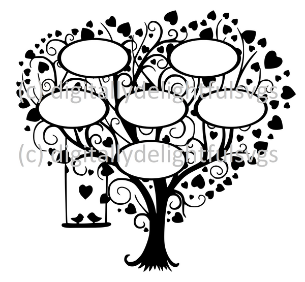 Family Tree 6 svg