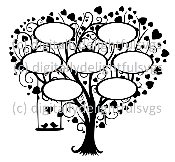 Family Tree 7 svg