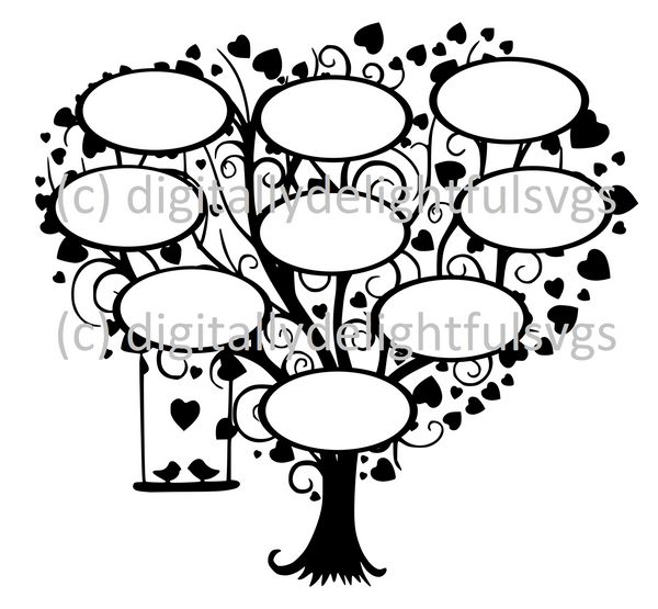 Family Tree 9 svg