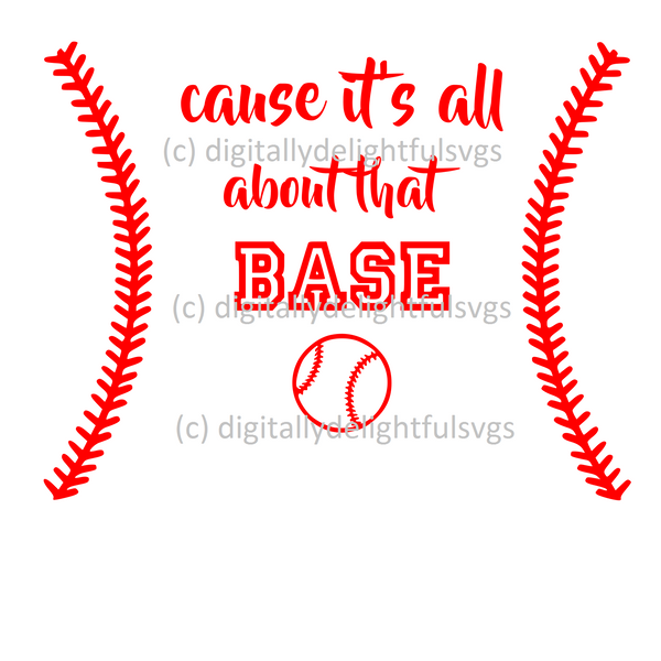 It's all about that base svg