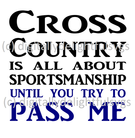 Cross Country/Running/Track