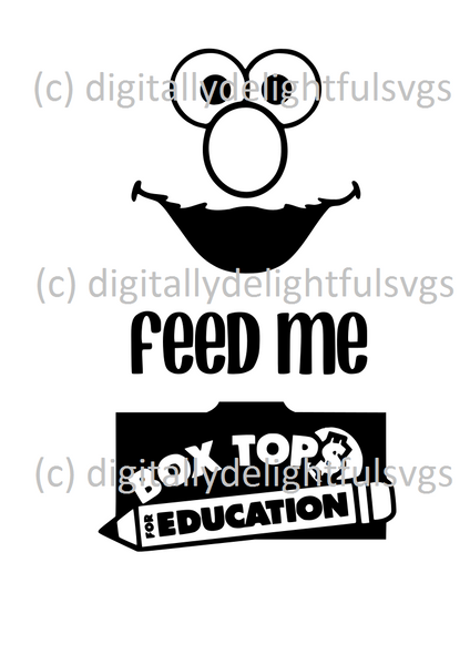 Feed Me 1 svg