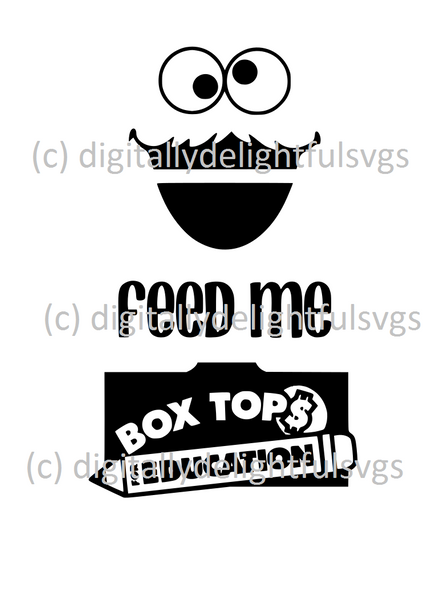 Feed Me 2 svg