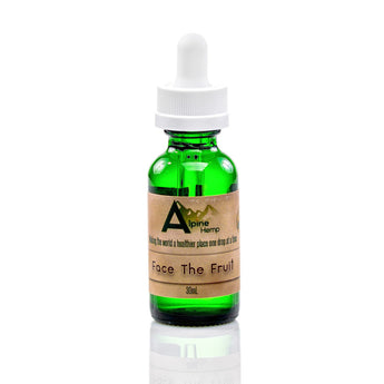 CBD - eLiquid - Face the Fruit