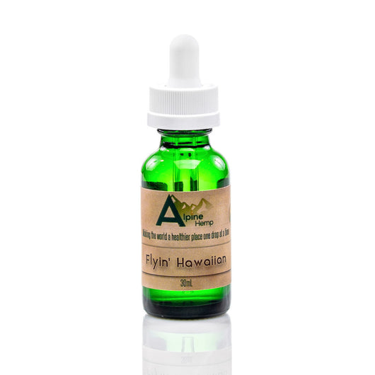 CBD - eLiquid - Flyin' Hawaiian