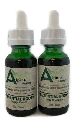 CBD - Tincture - Essential Boost - Buy 1 Get 1 50% Off