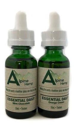 CBD - Tincture - Essential Daily - Buy 1 Get 1 50% Off