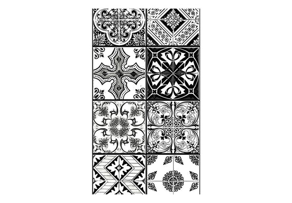 Fotomurale - Arabesque - Black& White