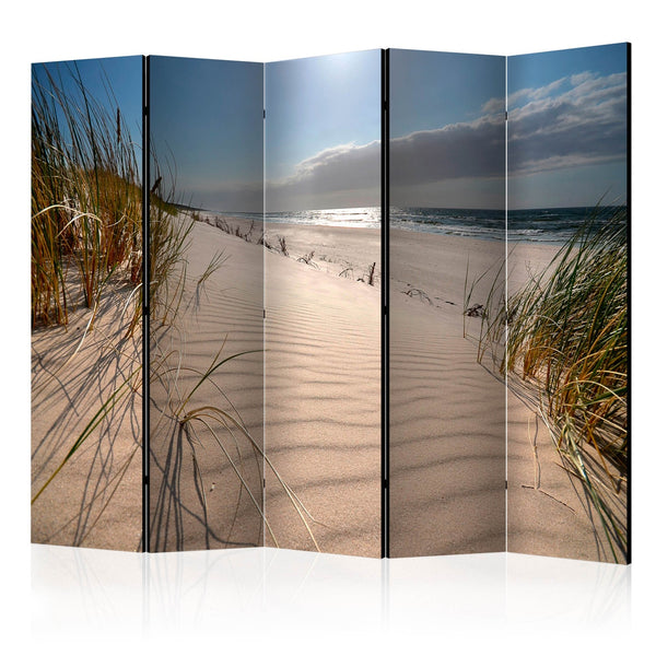 Paravento - Beach in Mrzezyno II [Room Dividers]