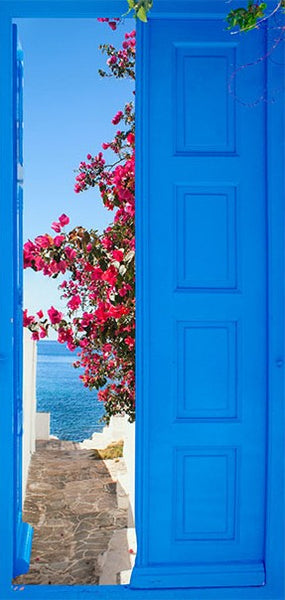 Fotomurale per porta - Door into Summer