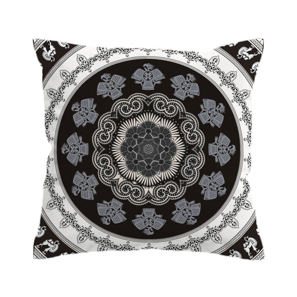Cuscino Vanitas Cushion Cover Bohemia Modern Pillow Protector Indian Boho Pillow Case Soft Cover