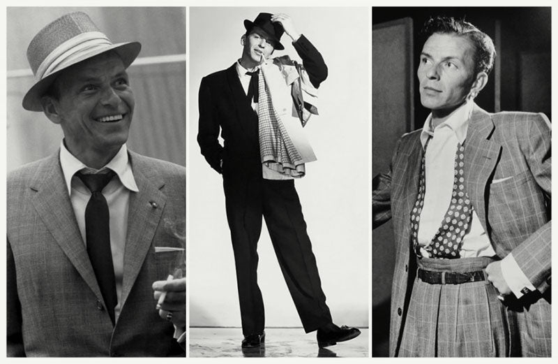 What would Frank Sinatra wear on a first date?