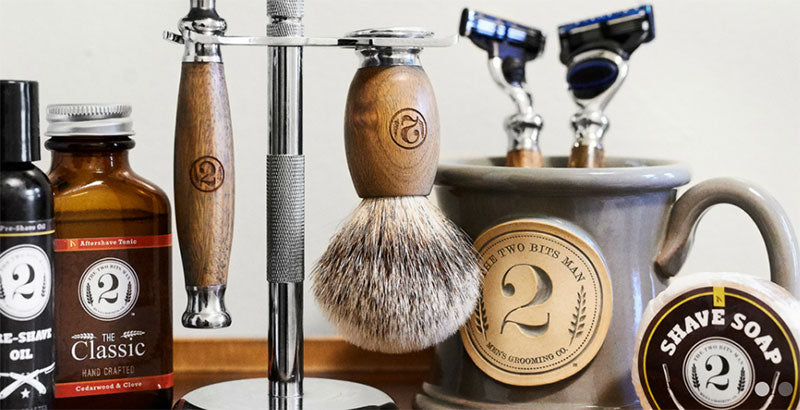 Beard Grooming Kit (Photo credit: the2bitsman.com)