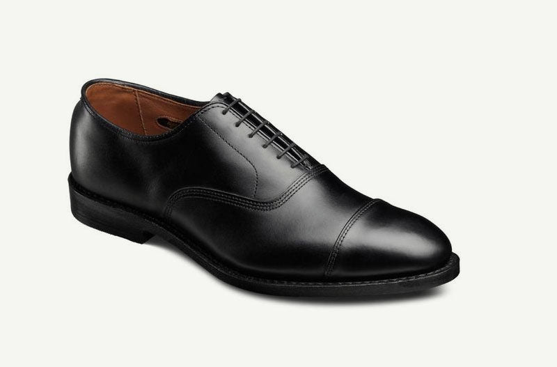 Park Avenue Cap-Toe Oxford shoe. (Photo credit: allenedmonds.com)
