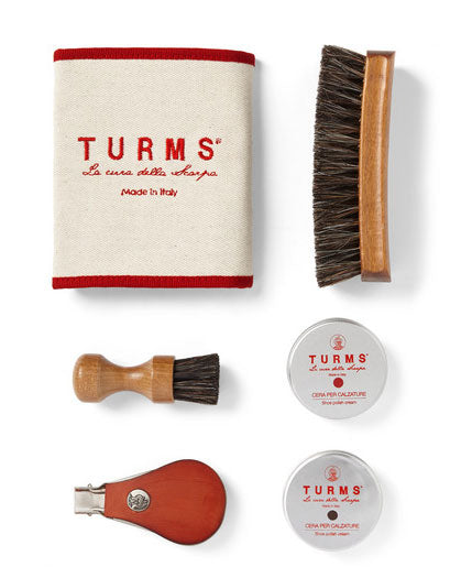 Shoe Care Kit (Photo credit: mrporter.com)
