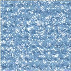 My Colors Cardstock Glimmer 12x12 Single Sheet - Soft Blue