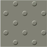 My Colors Cardstock Mini Dots 12x12 Single Sheet - Silver Lupine