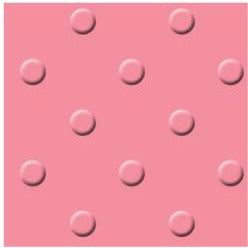 My Colors Cardstock Mini Dots 12x12 Single Sheet - Pink Carnation