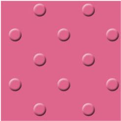 My Colors Cardstock Mini Dots 12x12 Single Sheet - French Rose