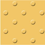 My Colors Cardstock Mini Dots 12x12 Single Sheet - Daffodil
