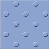 My Colors Cardstock Mini Dots 12x12 Single Sheet - Blue Clematis