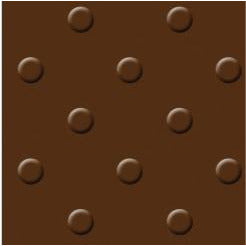 My Colors Cardstock Mini Dots 12x12 Single Sheet - Allspice